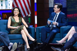 Julia Louis-Dreyfus - The Late Show with Stephen Colbert: May 9th 2019