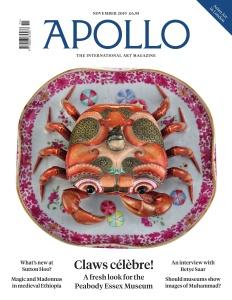 Apollo Magazine  November (2019)