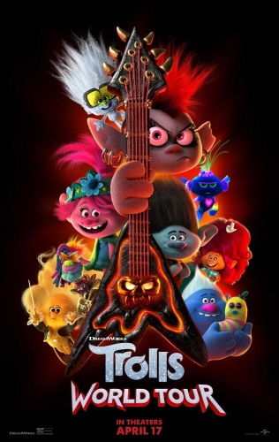 Trolls World Tour 2020 720p WEBRip 800MB x264-GalaxyRG