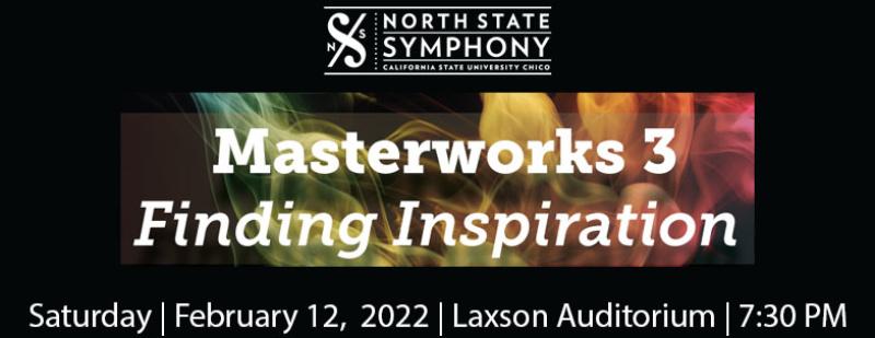 North State Symphony Feb 12, 2022 Laxson