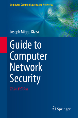 Guide to Computer Network Security, Third Edition