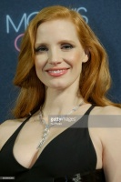 """Jessica Chastain - """"Molly's Game"""" Madrid premiere 12/4/17"""