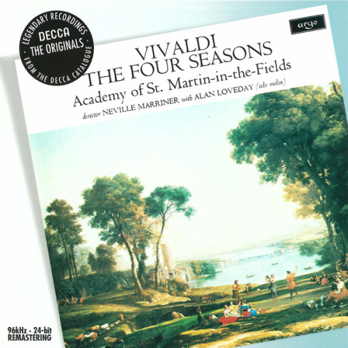 Vivaldi   The Four Seasons, Academy Of St  Martin in the Fields, Neville Marriner,...
