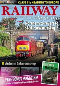 The Railway Magazine - November (2019)