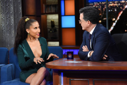Robin Thede - The Late Show with Stephen Colbert: June 18th 2018