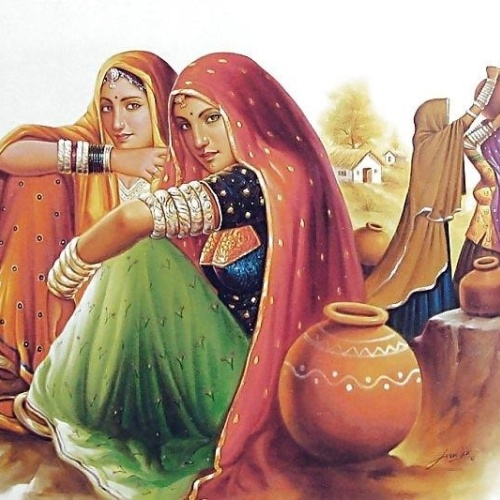 Sexy rajasthani picture