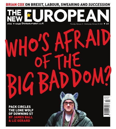 The New European - Issue 182 - February 13 (2020)