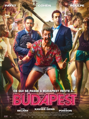 Budapest 2018 FRENCH 1080p NF WEBRip DDP5 1 x264-iKA