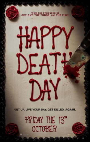 Happy Death Day (2017) Hindi - 720p WEB-DL - AVC- AAC 5 1 - ESubs - Sun George - DrC