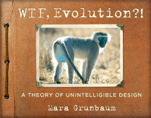 WTF, Evolution-!- A Theory of Unintelligible Design