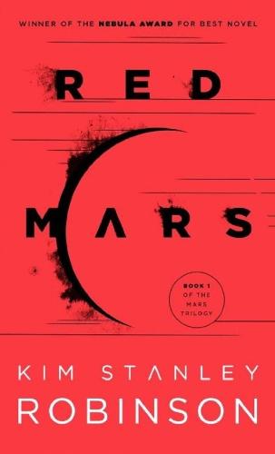 1992 Red Mars - Kim Stanley Robinson