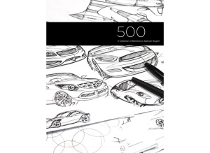 500 A Collection of Sketches