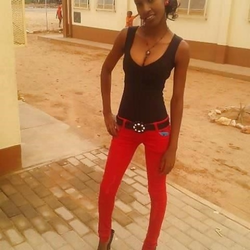 Porn african girl