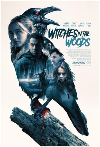 Witches in the Woods 2019 1080p Bluray DTS-HD MA 5 1 X264-EVO
