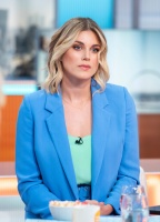 Ashley James -              ''Good Morning Britain'' London April 26th 2019.