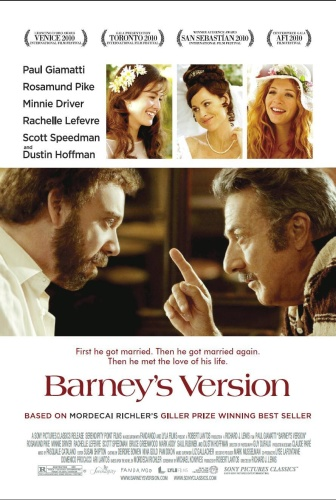 Barney's Version (2010) 1080p BluRay [5 1] [YTS]