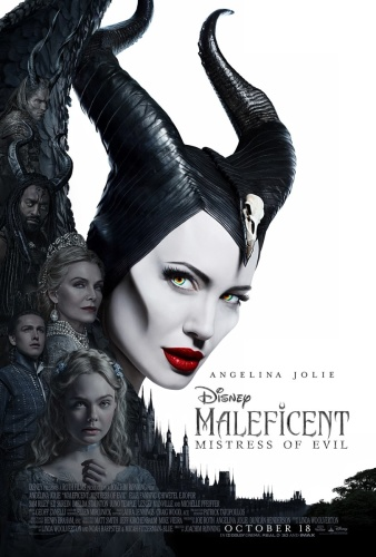 Maleficent Mistress of Evil 2019 720p BluRay H264 AAC-RARBG