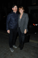 Bryce Dallas Howard - out in London with her dad Ron Howard 1/25/18