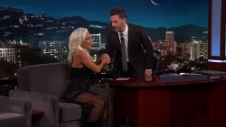 Lady Gaga - Jimmy Kimmel Live - 2019-02-27