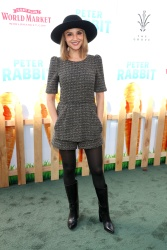 Rachael Leigh Cook - 'Peter Rabbit' Premiere in LA 2/3/18