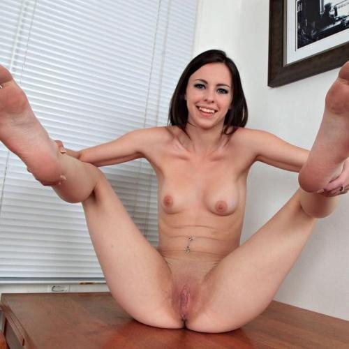 Nude girls with nice boobs
