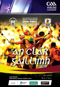 GAA Match Programmes - August 05 (2018)