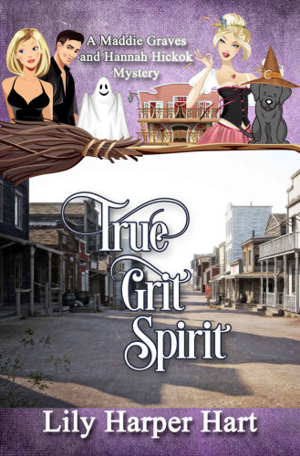 True Grit Spirit by Lily Harper Hart