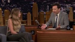 Ashley Benson - The Tonight Show starring Jimmy Fallon - April 16, 2019