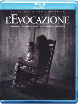 L'evocazione - The Conjuring (2013) BD-Untouched 1080p AVC DTS HD ENG AC3 iTA-ENG