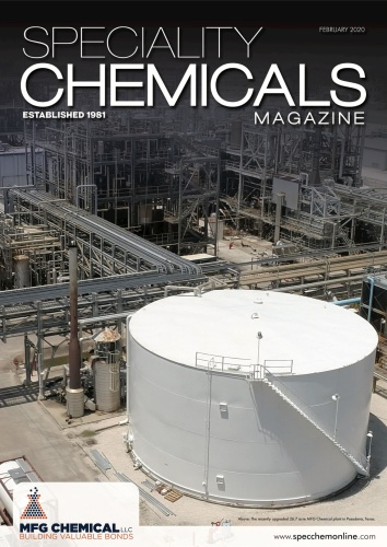 Speciality Chemicals Magazine - February (2020)