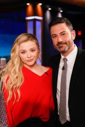 Chloe Grace Moretz - Jimmy Kimmel Live: February 26th 2019