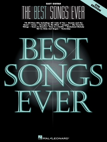 The Best Songs Ever Songbook Easy Guitar 5th Edition   ePu (1998)