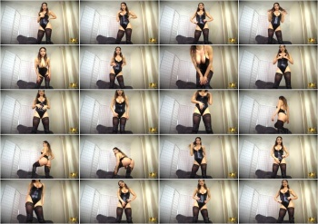Lady Nina – Intense Visual Body Worship
