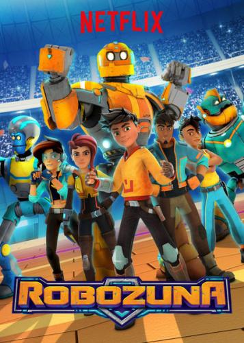 Animation Robozuna S02E01 German DL 720p Rip -JuniorTV