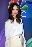 Abigail Spencer  -        Midseason Press Junket New York City March 8th 2018.