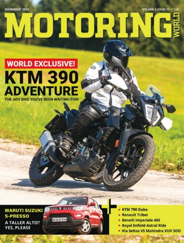 Motoring World - November (2019)