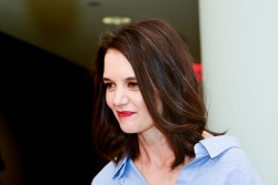 Katie Holmes - Neiman Marcus Hudson Yards Party in New York 03/14/2019