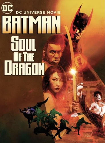 Batman Soul of the Dragon 2021 HDRip XviD AC3-EVO