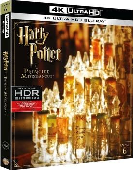 Harry Potter e il principe mezzosangue (2009) Full Blu-Ray 4K 2160p UHD HDR 10Bits HEVC ITA DD 5.1 ENG DTS-HD MA 7.1 MULTI