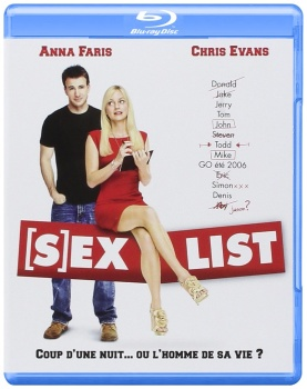 (S)ex List (2011) Full Blu-Ray 41Gb AVC ITA DTS 5.1 ENG DTS-HD MA 5.1 MULTI
