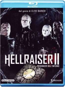 Hellraiser II - Prigionieri dell'Inferno (1988) Full Blu-Ray 16Gb AVC ITA ENG DTS-HD MA 5.1