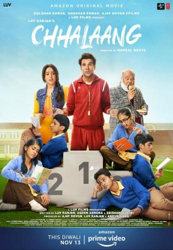 Chhalaang (2020) 1080p WEB-DL AVC DD5 1 ESub-BollywoodA2z