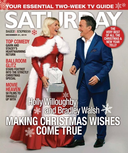 Saturday Magazine  December 21 (2019)