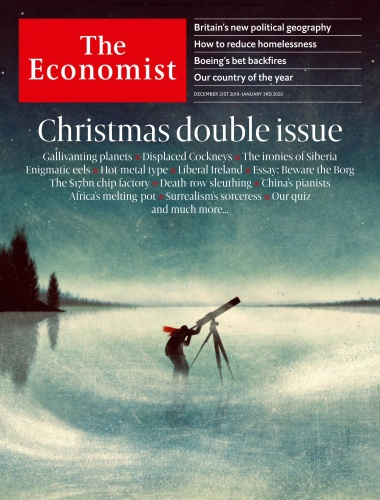 The Economist UK - 21 12 (2019)