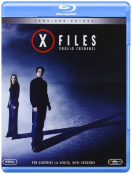 X-Files - Voglio crederci (2008) [Director's Cut] Full Blu-Ray 43Gb AVC ITA FRE DTS 5.1 ENG DTS-HD MA 5.1