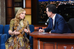 Toni Collette - The Late Show with Stephen Colbert: June 4th 2018