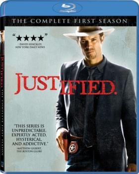Justified - Stagione 1 (2010) [3-Blu-Ray] Full Blu-ray 134Gb AVC ITA DD 5.1 ENG DTS-HD MA 5.1 MULTI