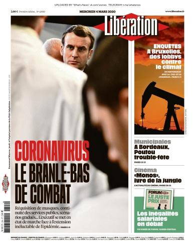 Libération - 04 03 (2020)