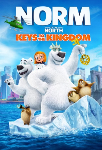 Norm of the North 2 Keys to the Kingdom 2018 WEB-DL x264-FGT