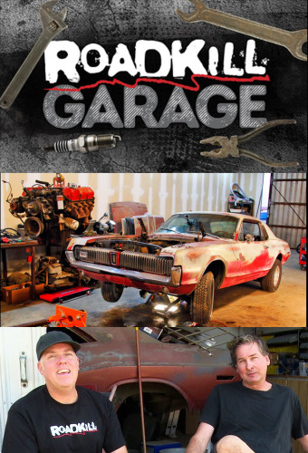 Roadkill Garage S04E06 Disgustang daily Driver junkyard 69 Mach 1 720p WEB x264 707